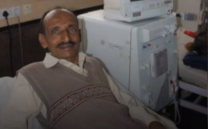 This Man Survived Kidney Dialysis For 25 Years Is An Inspiration For Patients