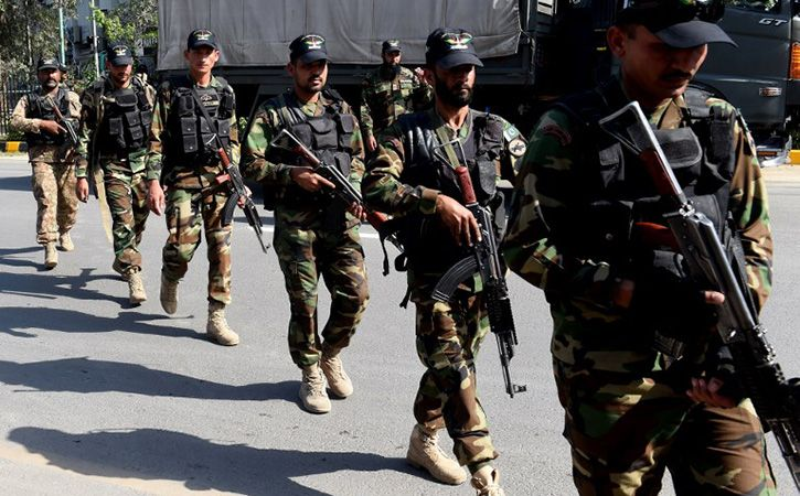 US Cuts Military Training Programmes