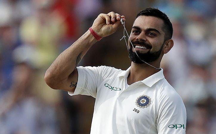 Virat Kohli First Indian After Sachin Tendulkar To Become No. 1 Test Batsman