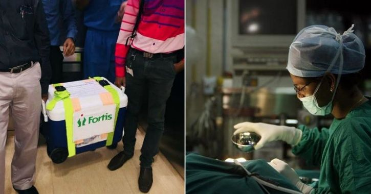 Visakhapatnam Heart Transplanted