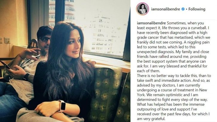 13 Times Sonali Bendre & Irrfan Khan Taught Us How To Live Life While Battling Cancer!