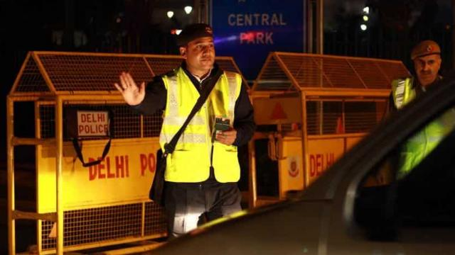 17,000 Cops, Women Force Across Delhi & Gurgaon To Be Deployed To Guard New Year's Eve Celebrations
