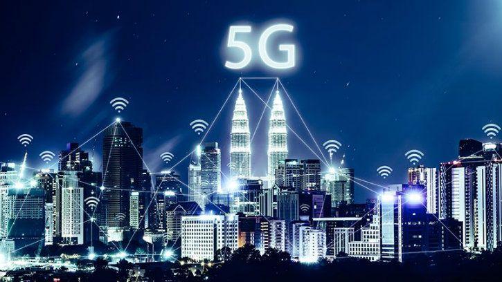 5G Internet connectivity