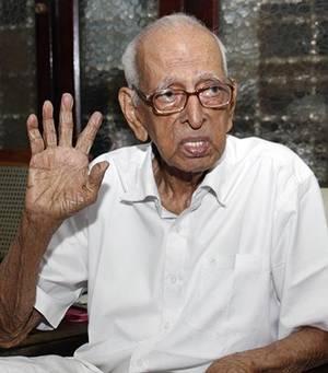 99 year old, P. Chitran Namboodirippad , Himalayas, trekker, educationist, Kerala