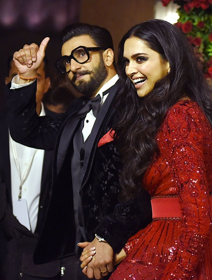 After Marrying His Love Deepika Padukone, Ranveer Singh Wants To Become 'Husband Of The Millennium'