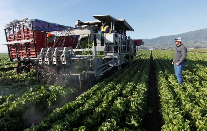 Agricultural Technology, Modern Agriculture Practices, Farming Automation, Farming Robots, Automatio