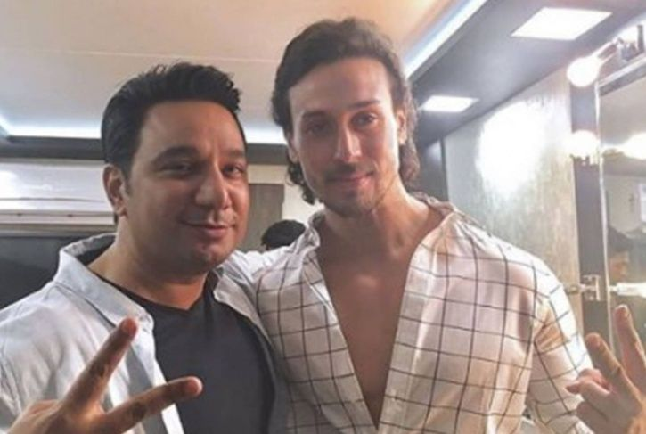 Ahmed Khan and tiger Shroff are back with Baaghi 3.