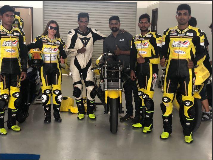 Alisha abdullah, racer, lesson learnt in 2018