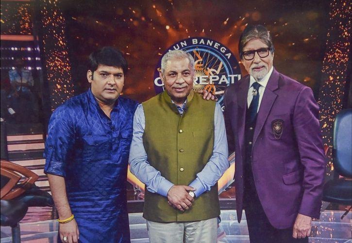 Amitabh Bachchan with NGO The Earth Saviours Foundation