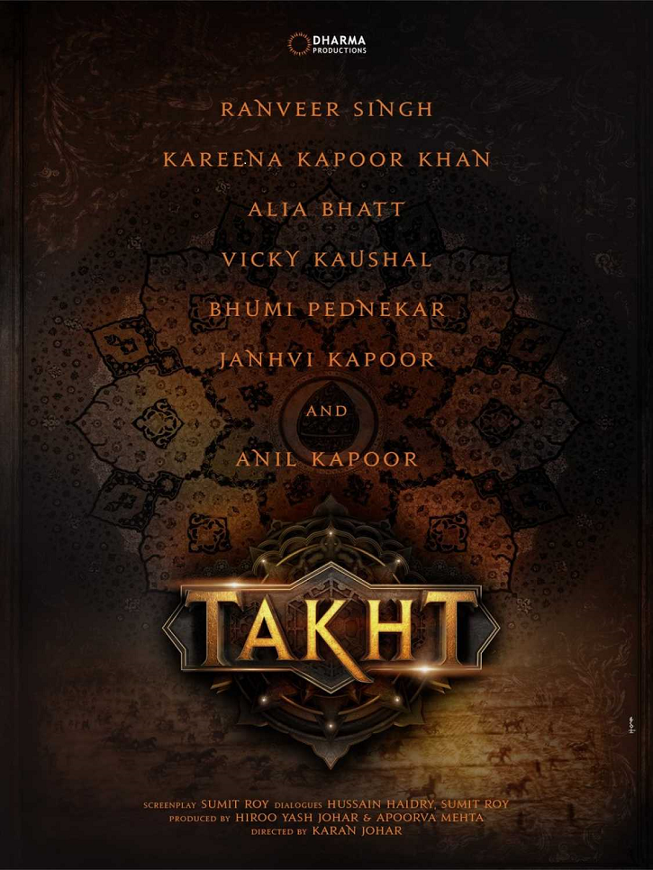 Anil Kapoor To Play Shah Jahan In Karan Johar's Multi-Starrer 'Takht' & He'll Bulk Up For The Role