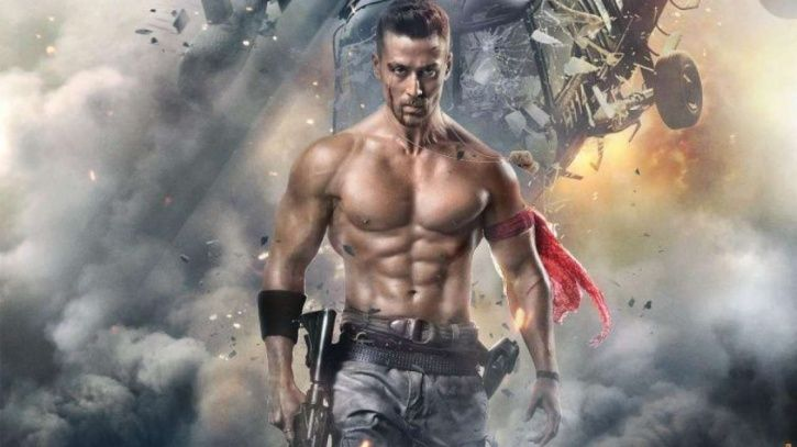 Baaghi 3 first look poster is out and Tiger Shroff is back with a bang.