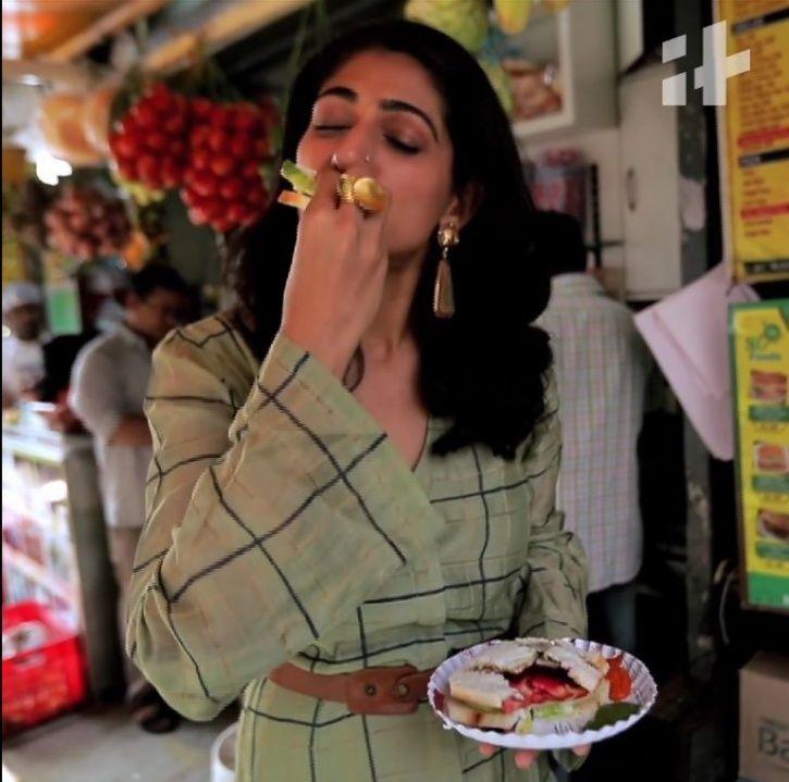Bombay sanwich