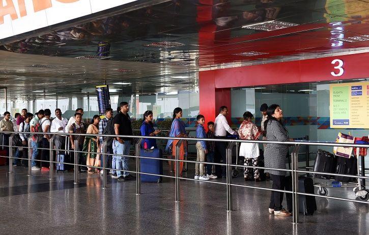 CISF, Indira Gandhi International airport, gold paste, frisking, passenger, X-Ray