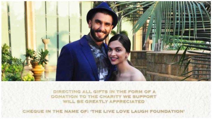 Deepika and Ranveer Weddings Kapil