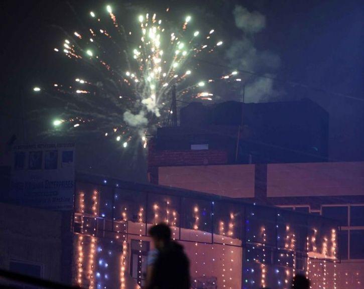 delhi cracker ban