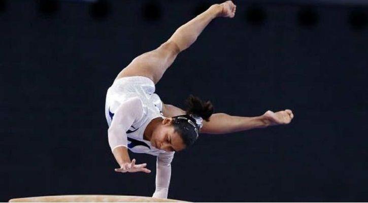 Dipa Karmakar gymnastics