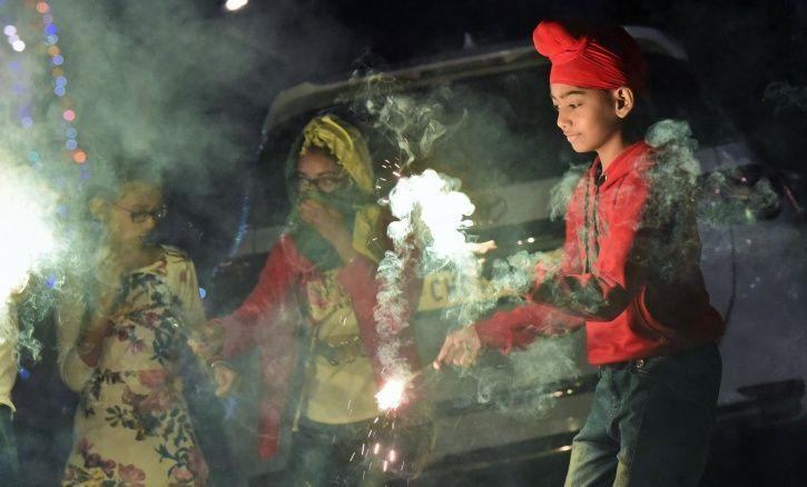 Diwali Pollution