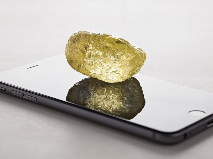 Dominion Diamond Mines, Canada, diamond, North America, yellow gem,Ekati and Diavik
