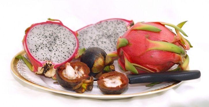 Dragon fruit, Uttar Pradesh, Bijnor, pink colored, sugarcane, agriculture, farmers
