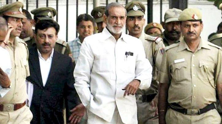 During 1984 Anti-Sikh Riots, Sajjan Kumar Announced That 'Sardaars Should Be Killed And Burnt'