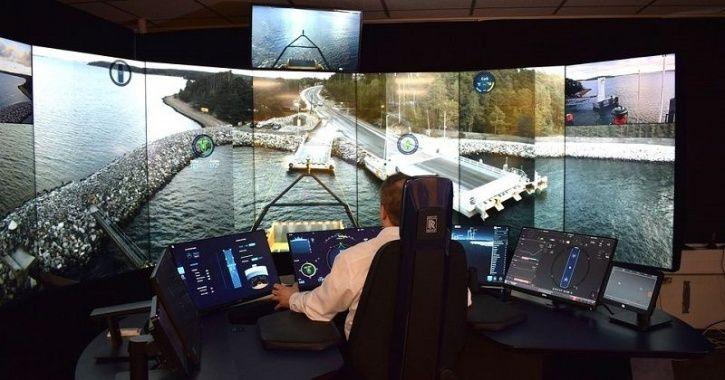 Falco, Rolls Royce, Autonomous Shipping, Autonomous Sailing, Autonomous technology, Finferries, Self
