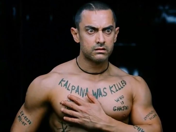 First Films To Enter 100 & 200 Crore Club, 'Ghajini' & '3 Idiots' Clocks 10 & 9 Years Of Release