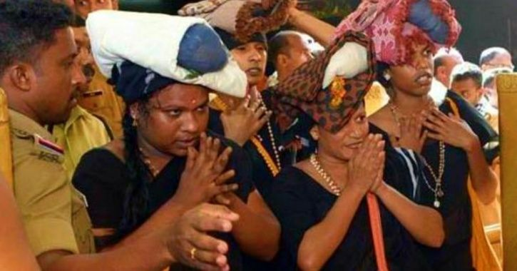 Four Transgenders, Who Were Earlier Denied Entry, Offer Prayers At Sabarimala Temple