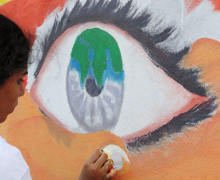 Goa, eye donation, panaji, blessings, Saish and Trupti, Rotary bank, cornea