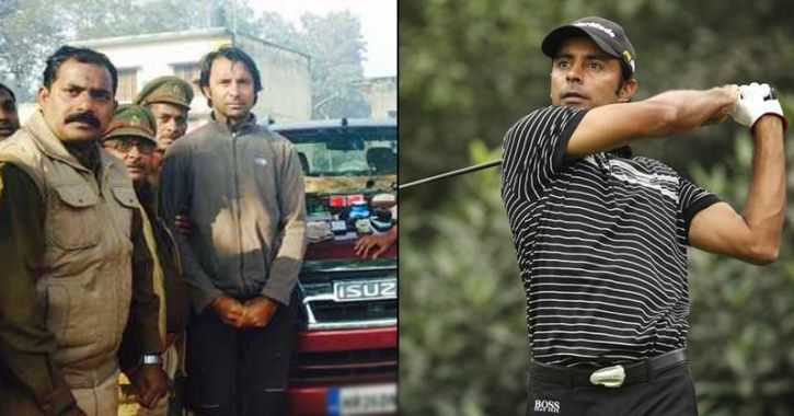 Golfer Jyoti Randhaw