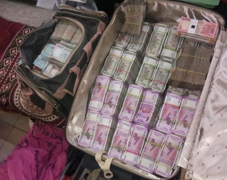 Illegal Cash