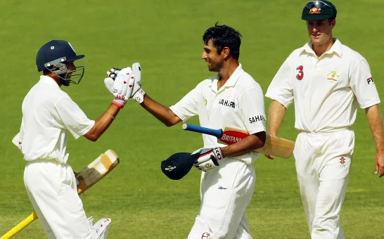 India lead the Test series 1-0