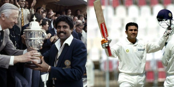 India won the World Cup in 1983