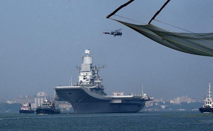 indian navy looking 56 warships and submarines