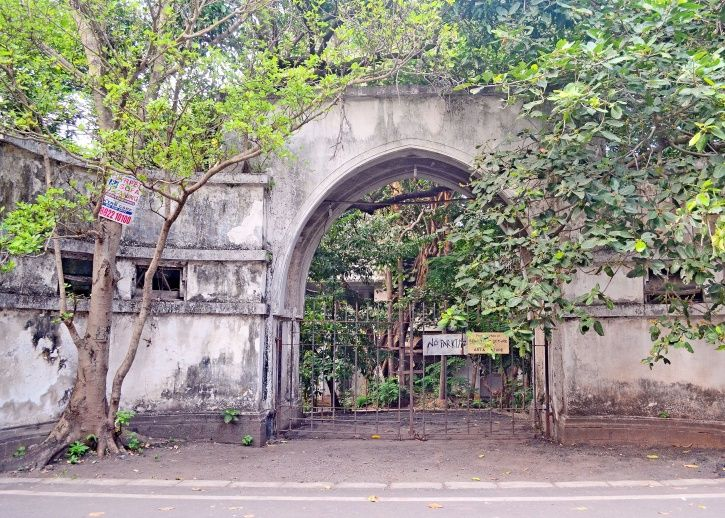 Jinnah House Mumbai
