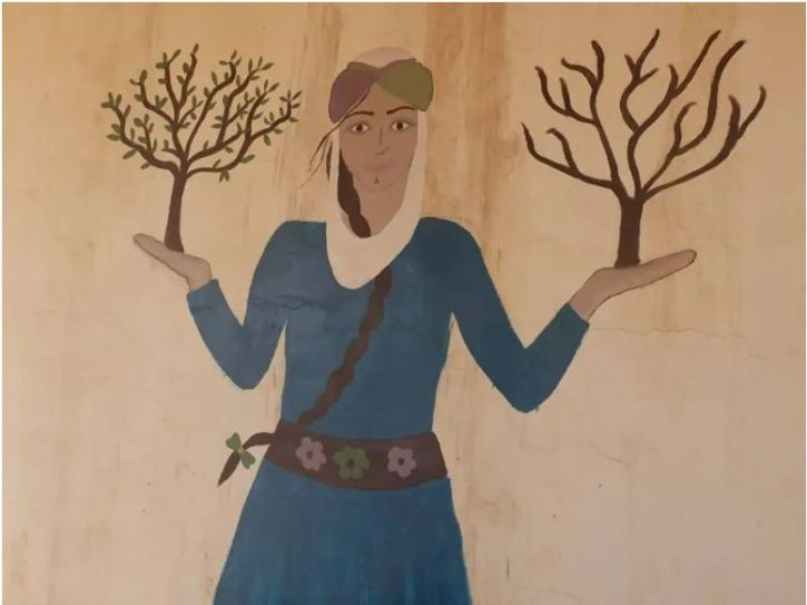Jinwar village, Syria, kurdish, women community, freedom, militants, ISIS, self-reliance
