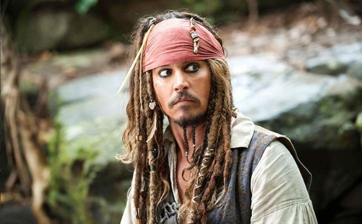johnny depp dropped from pirates of the caribbean reboot