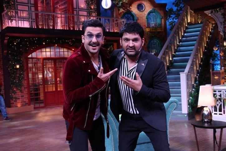 Kapil Sharma returns with second season of his show The Kapil Sharma Show.
