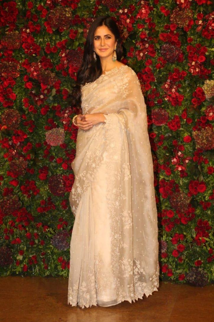 Katrina Kaif at Ranveer Singh and Deepika Padukone