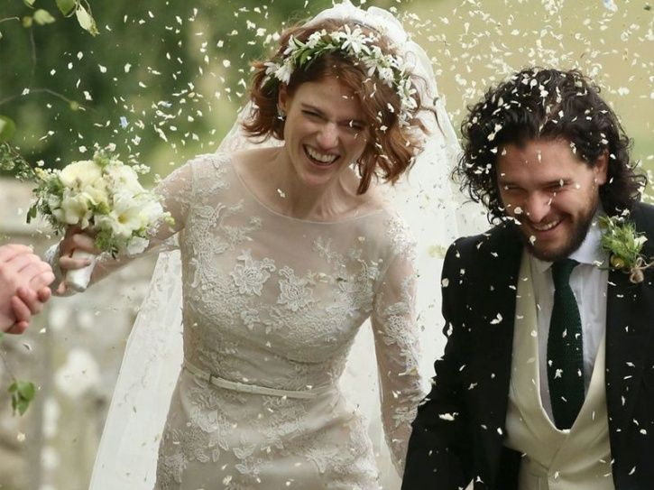 Kit Herrington Wedding