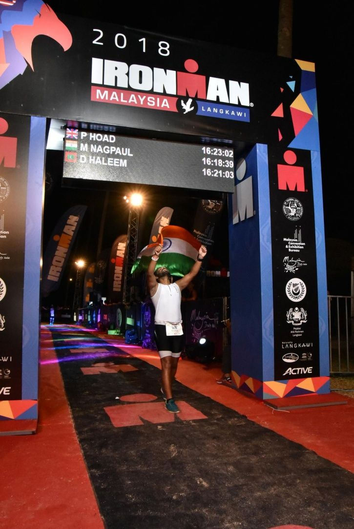 Ludhiana's First Ironman, Mukul Nagpaul, Spills The Beans On What It Takes To Become An Ironman