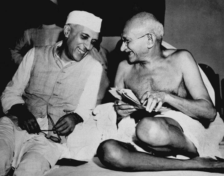 Mahatma Gandhi & Jawaharlal Nehru Appear In Will Smith's Video Defining Love