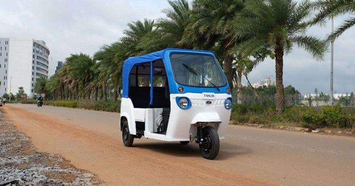Mahindra Electric Mobility Ltd, Mahindra Treo, Mahindra Treo Yaari, SmartE, Electric Three-Wheeler,