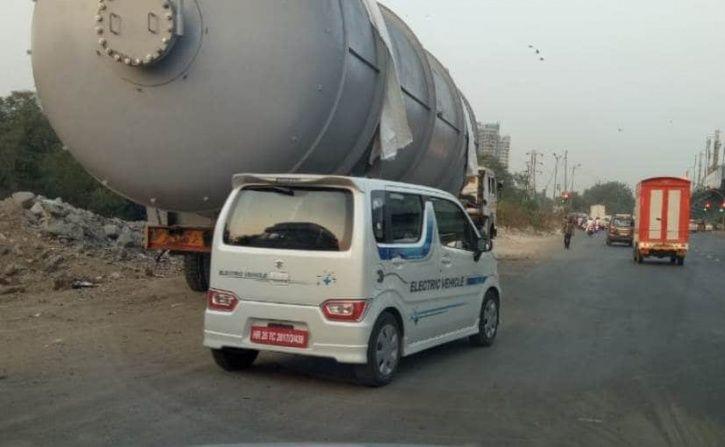 Maruti Suzuki, WagonR, Electric WagonR, Maruti Suzuki All-Electric, Electric Vehicle, Electric Vehic