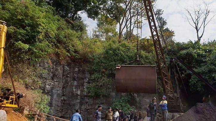 Meghalaya Mine Rescue
