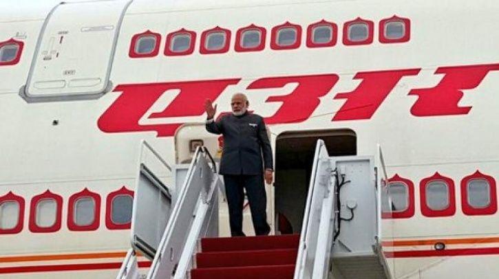 Modi Foreign Trip Expense