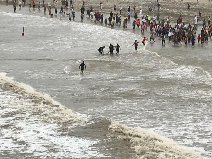 Mumbai, Gujarat, Kerala, Konkan, sea level, global warming, century, Mahesh Sharma