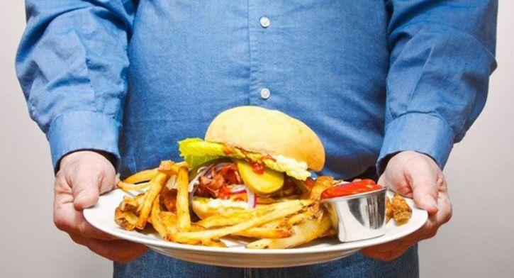 obesity junk food