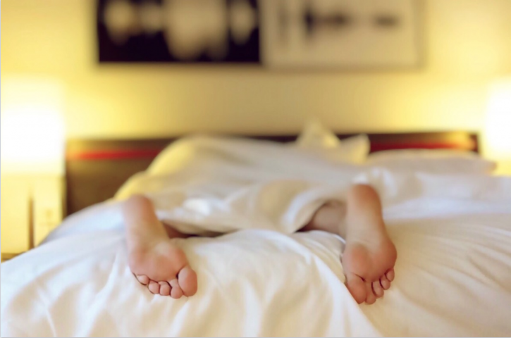 People Who Sleep For More Than 8 Hours Or Less Than 6 Hours Risk Premature Death