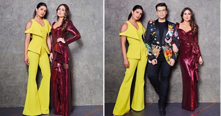 Priyanka Chopra-Kareena Kapoor To Appear On Koffee With Karan's Finale & Here's Why We're Expecting