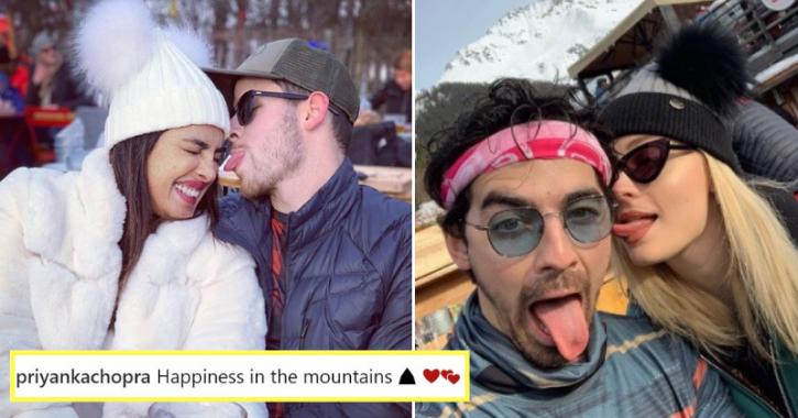 Priyanka Chopra-Nick Jonas' Switzerland Vacation & More From Ent